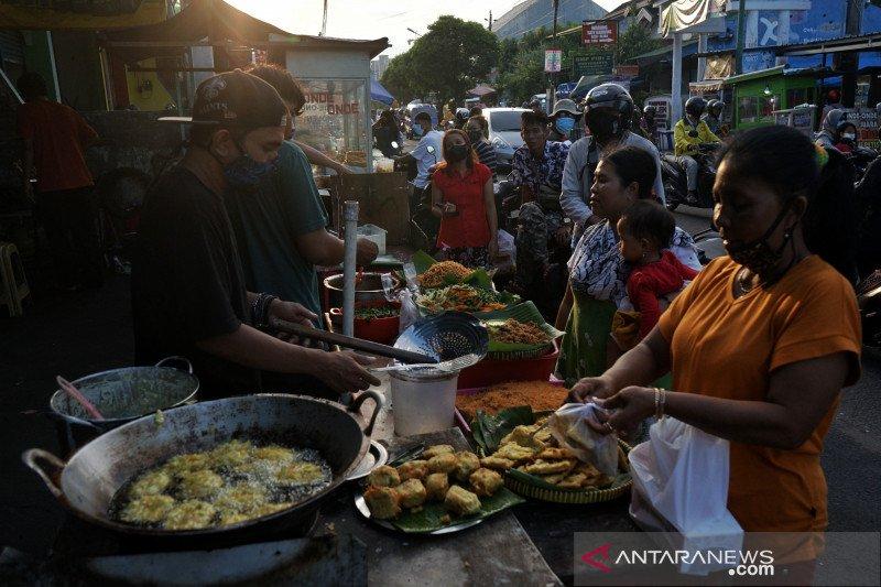 Satgas COVID-19 Yogyakarta: Perketat prokes di Pasar Ramadhan