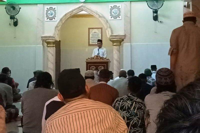 Ibadah Jumat pertama di bulan Ramadhan Jayapura