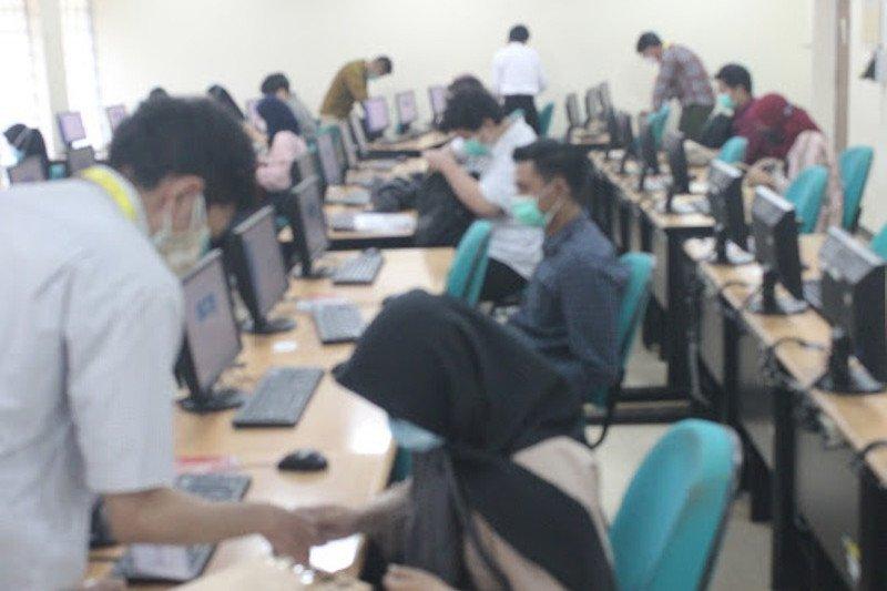 33 penyandang disabilitas jalani Tes UTBK-SBMPTN di kampus UI