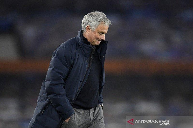 Tottenham imbang, Mourinho: mungkin hasil yang adil