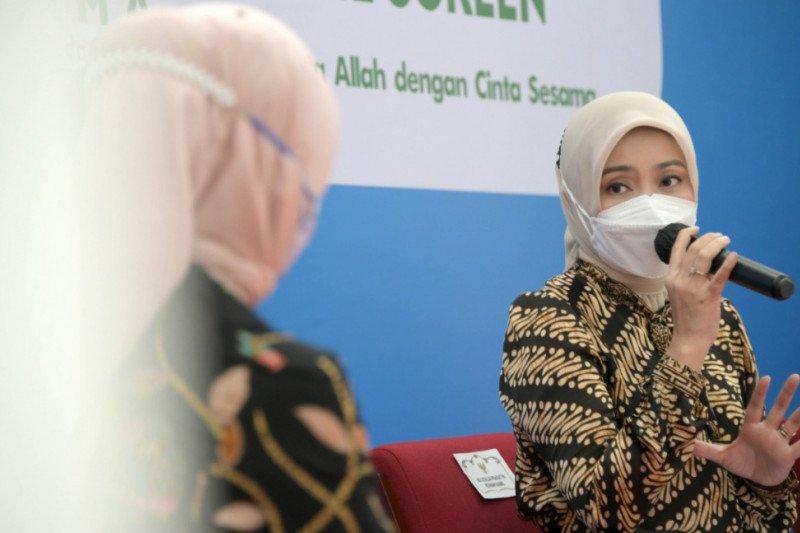 Istri Ridwan Kamil, Atalia Praratya positif COVID-19
