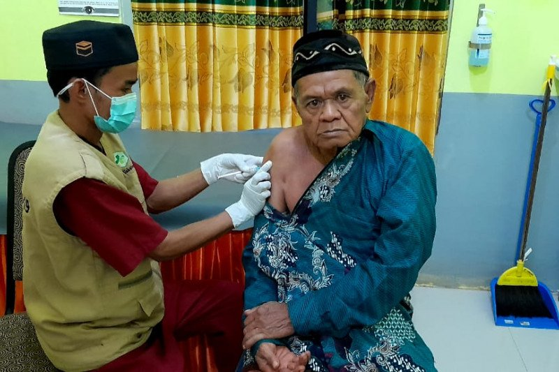 Stok vaksin COVID-19  habis di Luwu Utara Sulawesi Selatan