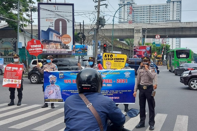 Polisi kedepankan preemtif Operasi Keselamatan Toba 2021