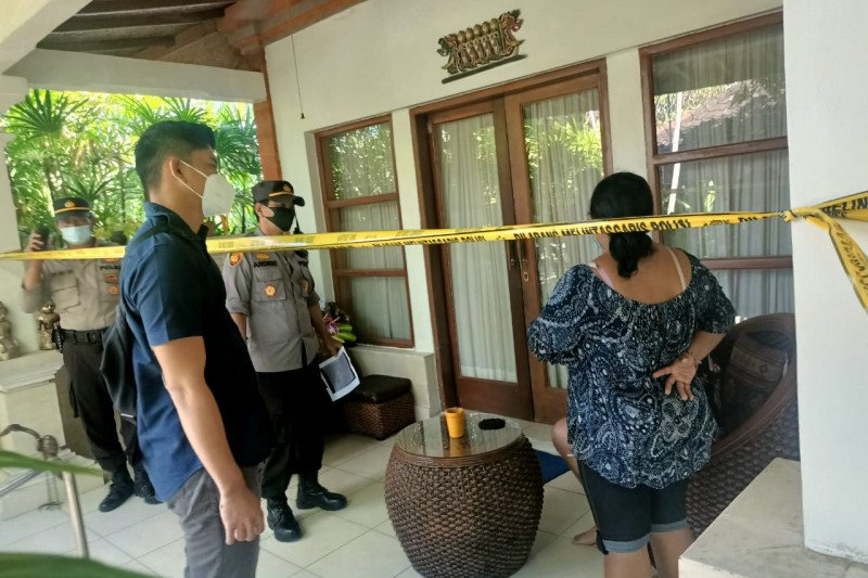 WNA Australia ditemukan tewas dalam hotel di Denpasar