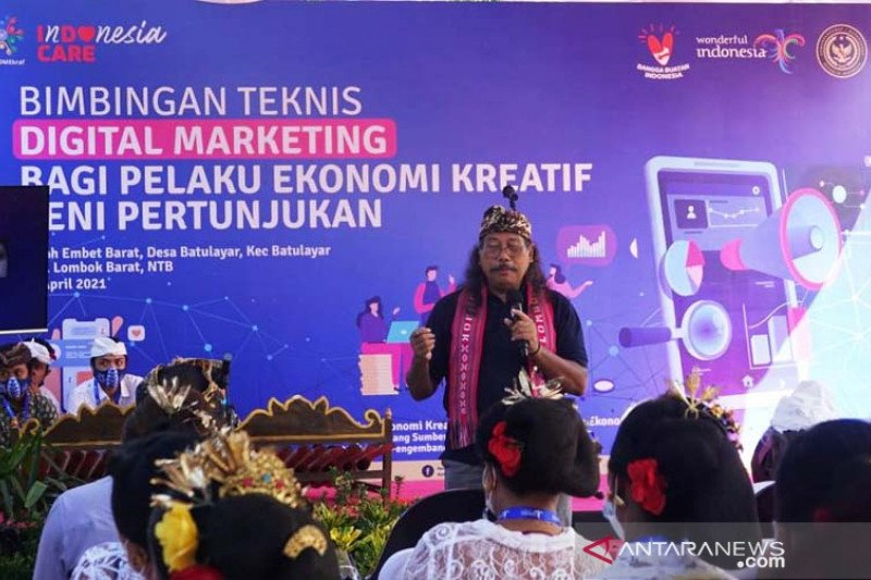 Lombok Barat terus menggeliatkan Senggigi penunjang KEK Mandalika
