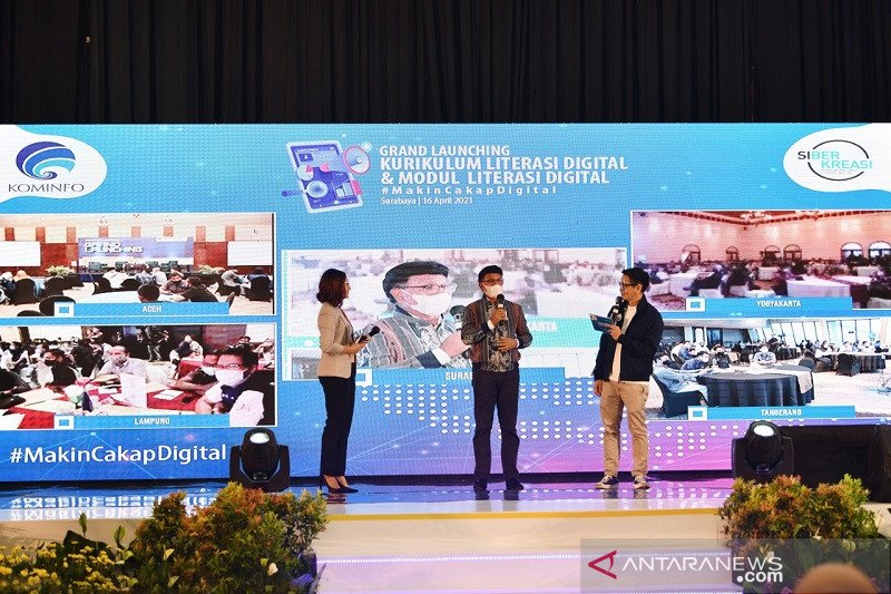 Dorong digitalisasi nasional, empat sektor prioritas harus dikuatkan