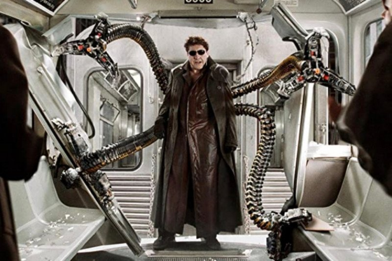 "Doc Ock muncul di ""Spider Man: No Way Home"" karena multiverse"