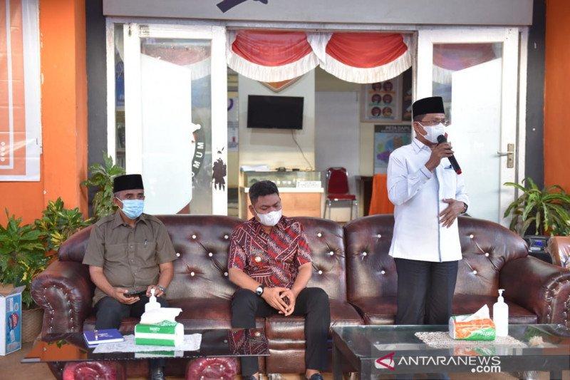 Wagub Sulteng  imbau warga Morut jaga keamanan pelaksanaan PSU