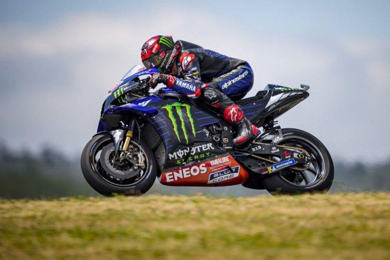 Quartararo catat waktu tercepat setelah FP3 MotoGP Portugal