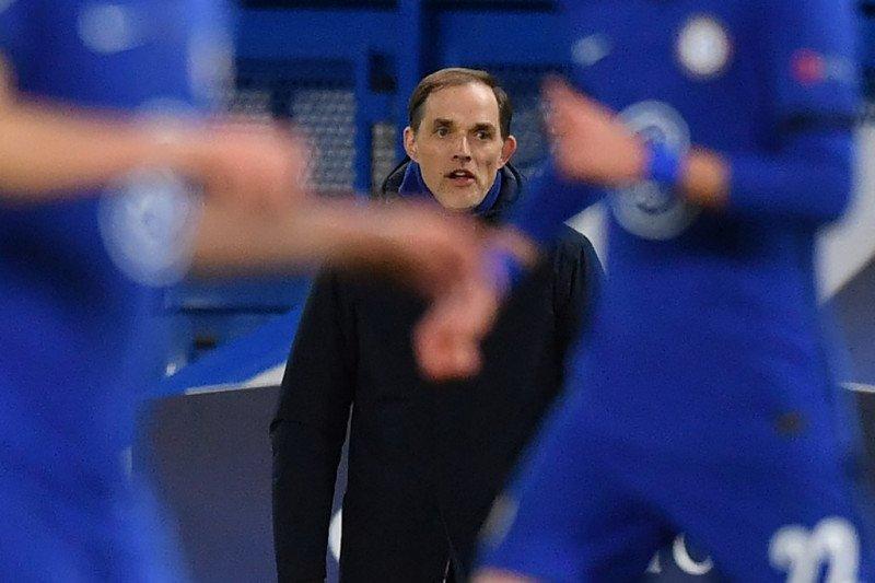 Pelatih Tuchel sesumbar Chelsea telah tutup kesenjangan dengan Man City