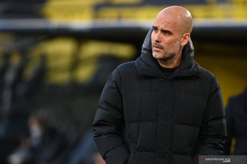 Pelatih Guardiola marah dianggap tidak serius hadapi Piala FA