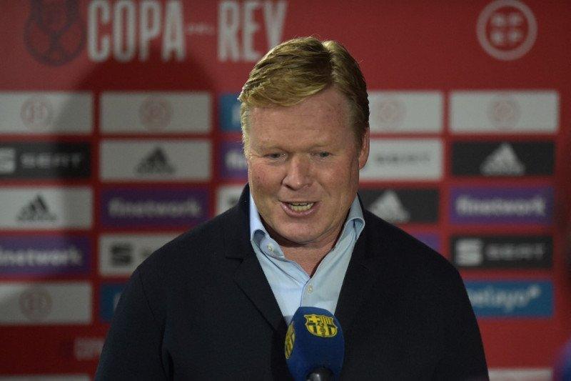Koeman kini fokus buru status juara La Liga