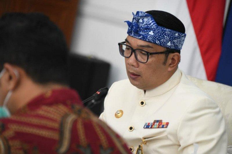 Kondisi Ridwan Kamil terpisah sementara dengan istri akibat COVID-19