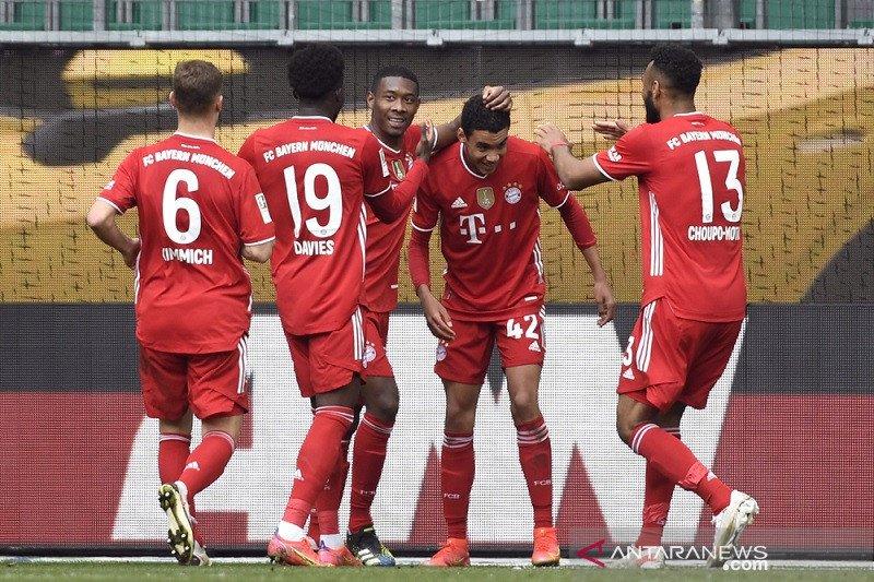 Bayern semakin dekat juara