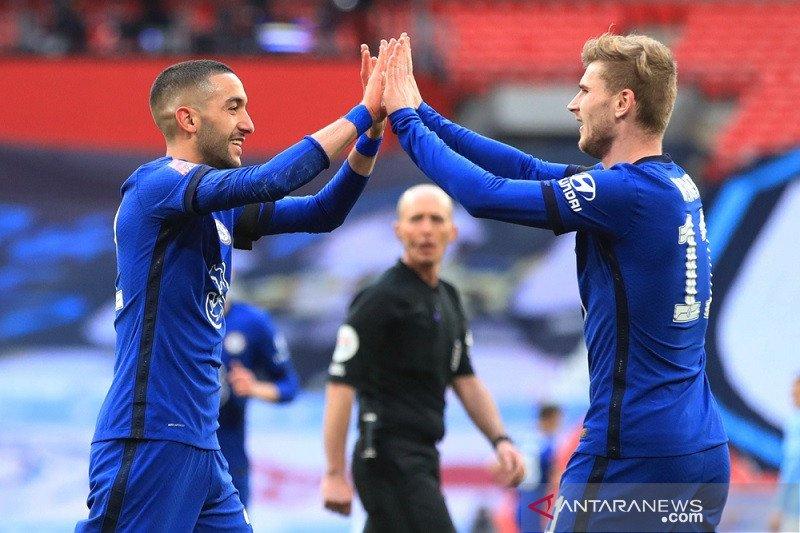 Chelsea taklukkan Manchester City menuju final Piala FA