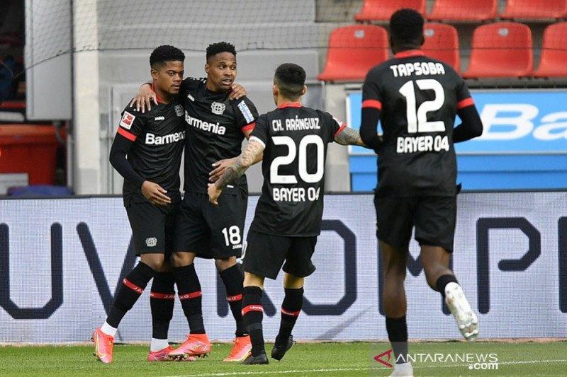 Leverkusen jaga asa kecil tiket Liga Champions selepas hantam Cologne