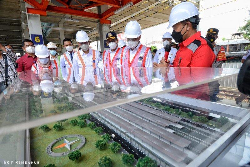 Revitalisasi Stasiun Bekasi ditargetkan selesai akhir 2021