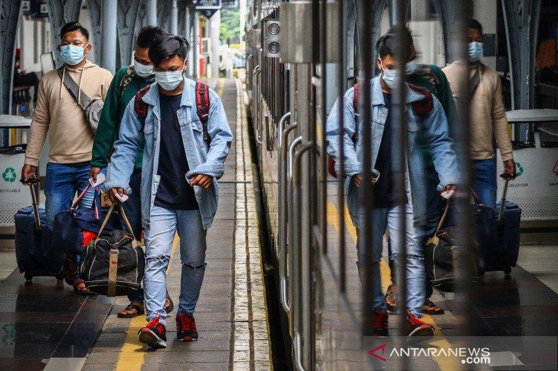 Ikhtiar DKI Jakarta saat larangan mudik Lebaran 2021