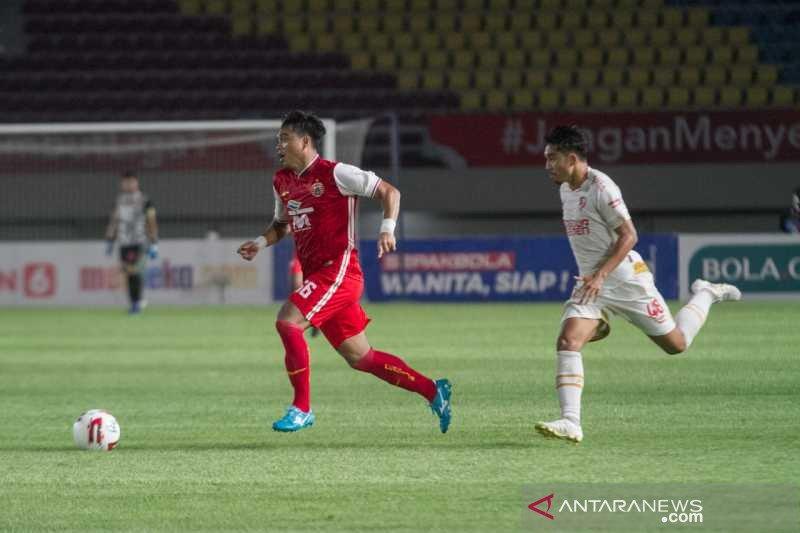 Persija kalahkan PSM Makassar 4-3 lewat adu penalti