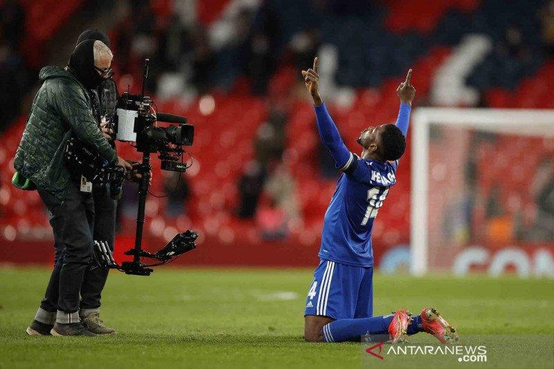 Leicester tantang Chelsea dalam final Piala FA