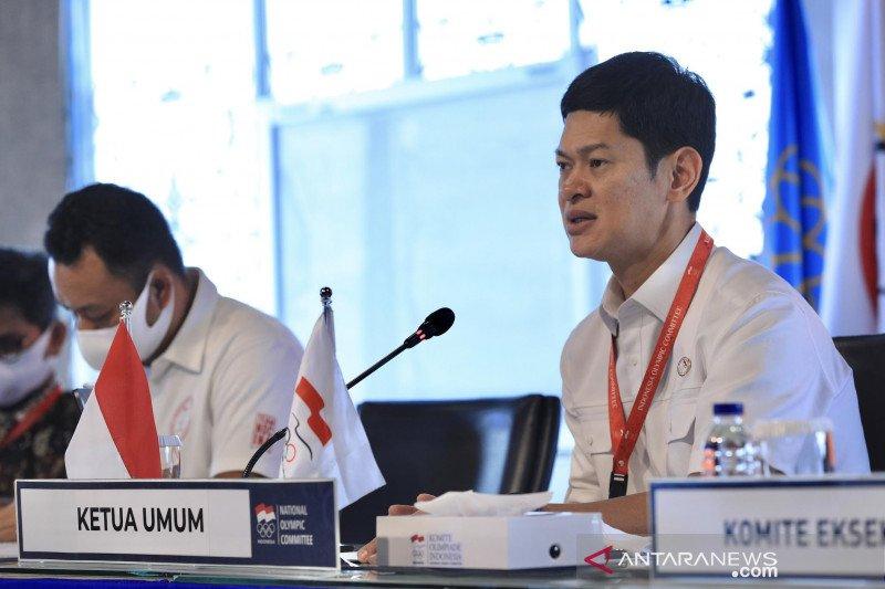 Indonesia tetap bersiap untuk Olimpiade Tokyo meski kondisi darurat COVID-19 di Jepang