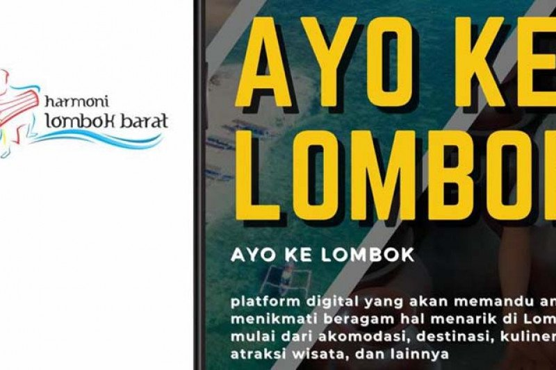 "Lombok Barat promosikan pariwisatanya lewat aplikasi ""Ayo ke Lombok"""