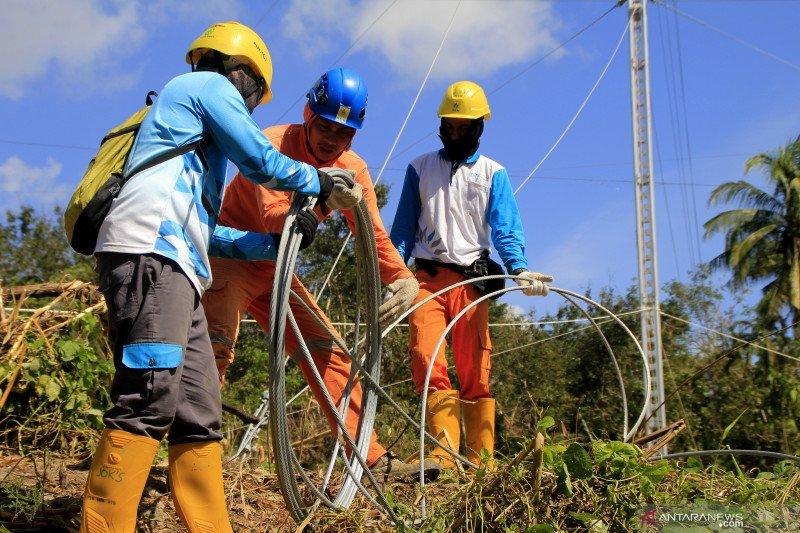 Pemprov NTT apresiasi pemulihan listrik pascabencana Seroja berlangsung cepat