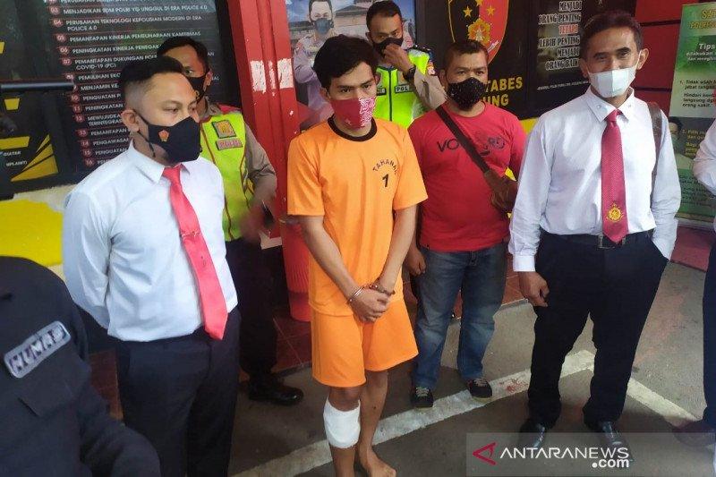Polrestabes Bandung tangkap penganiaya sopir taksi daring