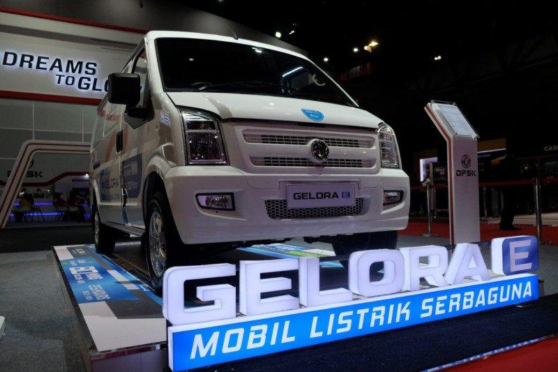 DFSK Gelora E siap dipesan, menandai era kendaraan listrik Indonesia