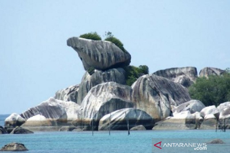 UNESCO tetapkan Belitong sebagai Global Geopark