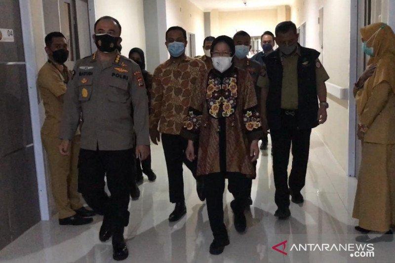 Mensos upayakan pemulihan trauma para korban bom Makassar