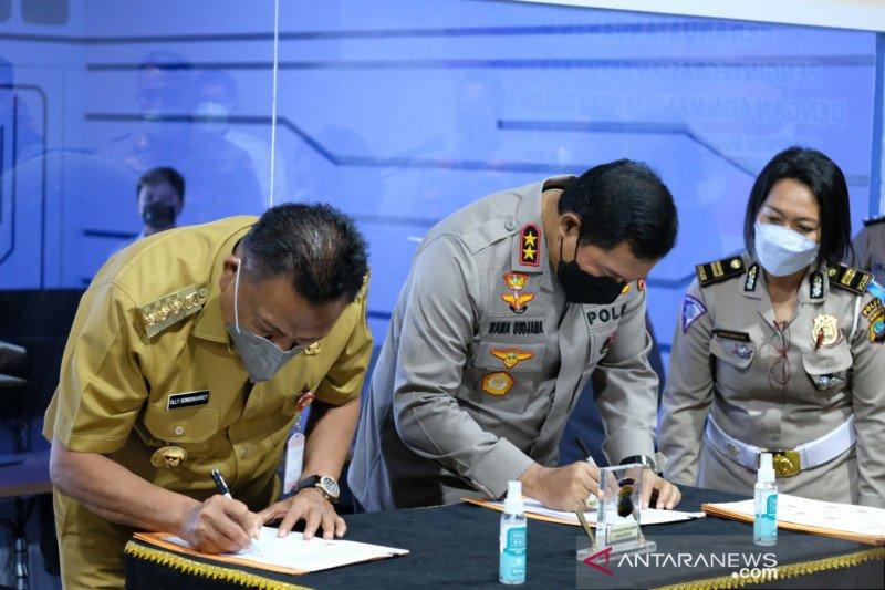 Kapolda Sulut: Kerja sama integrasi CCTV akan diperluas