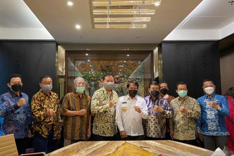 Pemprov Kaltara Kerja Sama Dengan Jafpa Group Dalam Bidang Perikanan