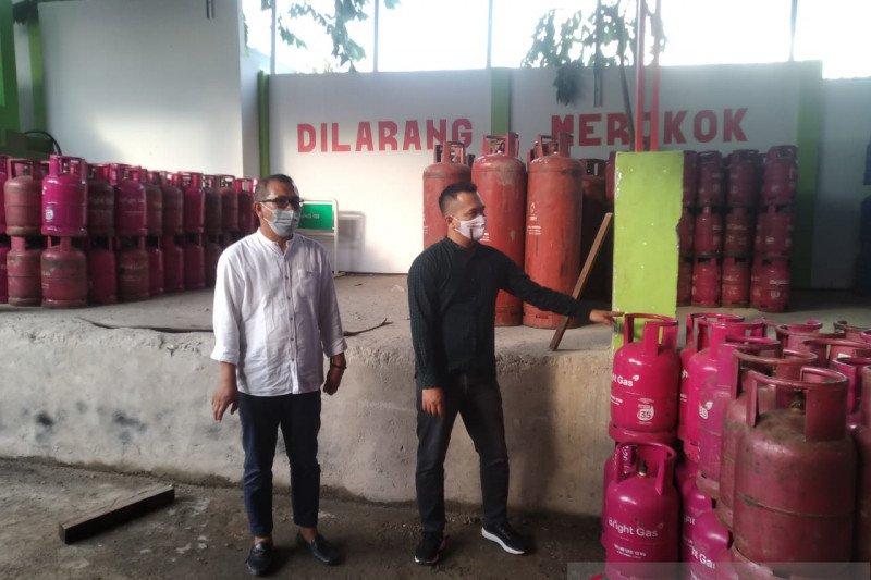 Pertamina jamin stok elpiji di OKU mencukupi selama Ramadhan