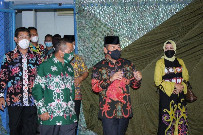 Kapolda Kaltara Hadiri Syukuran Dalam Rangka Hut ke 1 Korem 092/Maharajalila