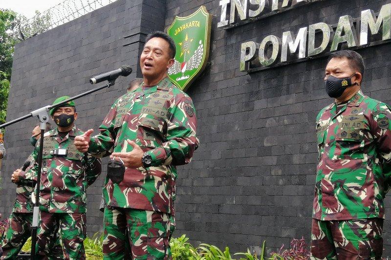 Kasad: TNI AD dalami prajurit Kopassus jadi korban pengeroyokan
