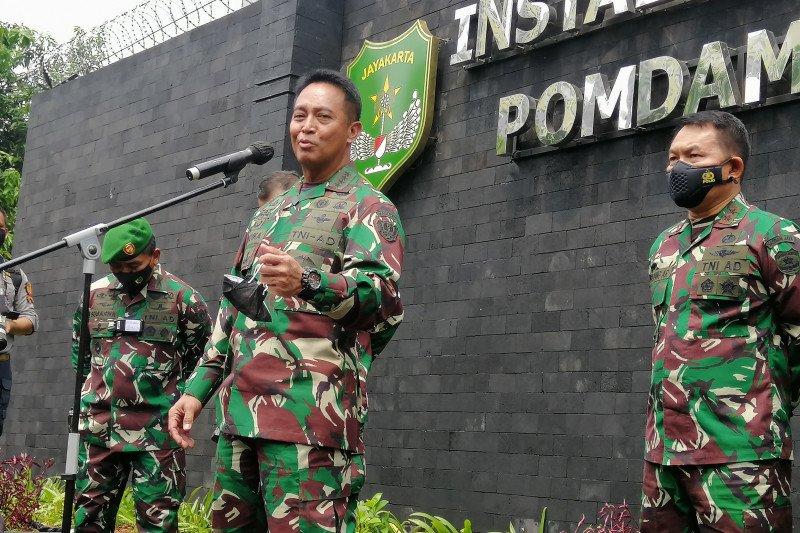 Kasad: Prajurit TNI yang bergabung ke KKB bawa 70 butir amunisi