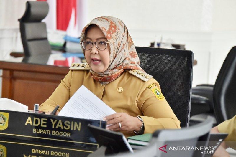 Bupati Ade Yasin beri tujuh masukan ke APKASI untuk pedoman menyusun APBD