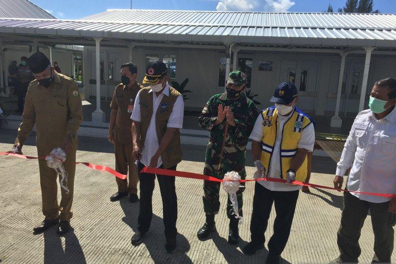 Kepala BNPB resmikan Rumah Sakit COVID-19 di Aceh