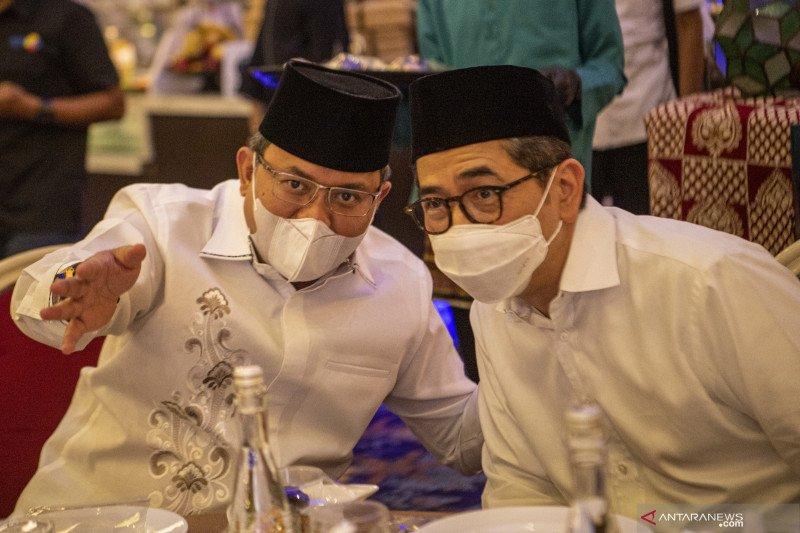 Kunjungan Caketum KADIN Indonesia ke Palembang