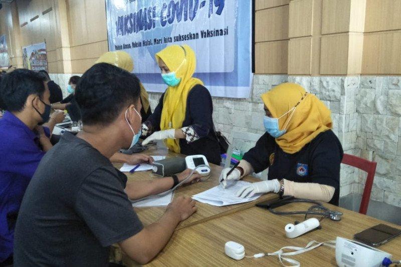 Dinkes: Selama puasa layanan vaksinasi COVID-19 di Kota Mataram rendah