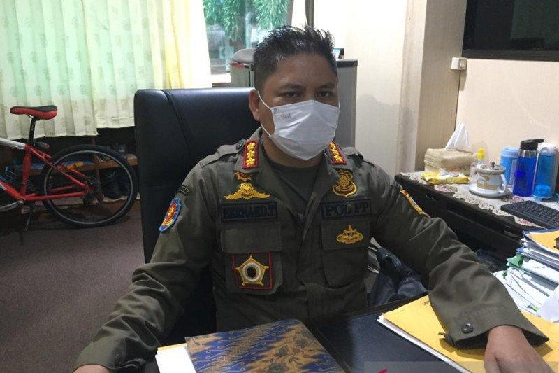 Satpol PP kerahkan 150 personel awasi pedagang di Tanah Abang