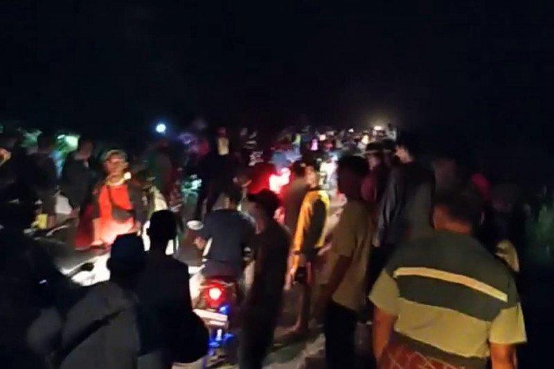 Korban serangan buaya di Banyuasin ditemukan dalam keadaan meninggal dunia