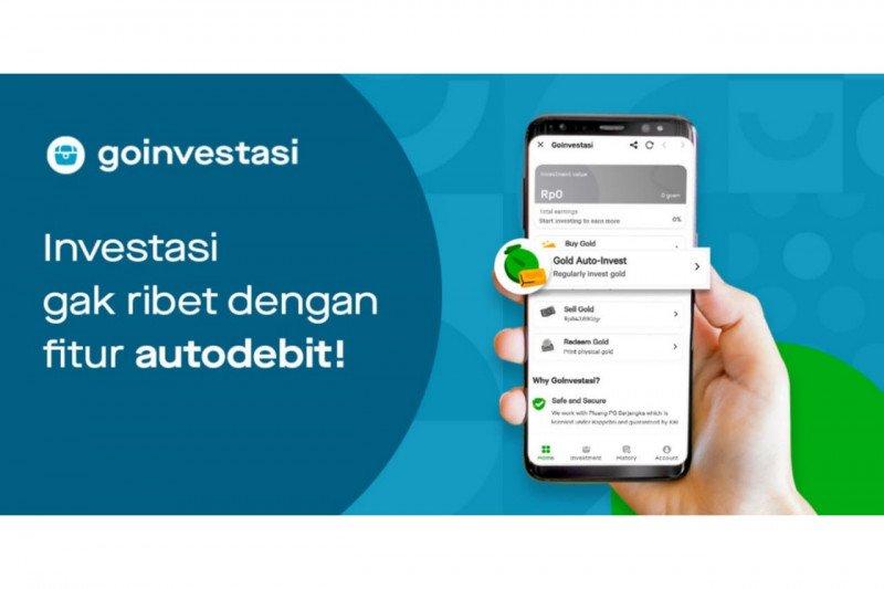 GoPay kenalkan fitur auto invest di GoInvestasi