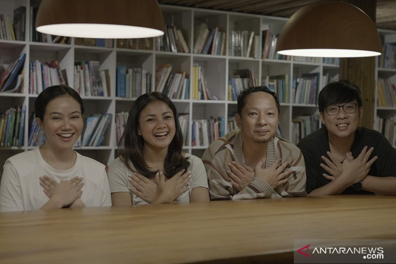 """Yura Yunita rilis film pendek """"TENANG"""""""