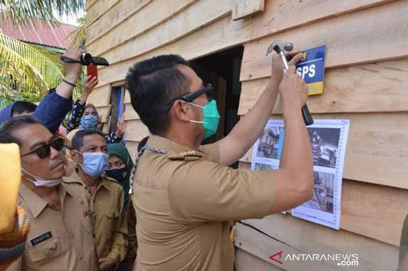 50 unit RTLH di Kabupaten Sinjai dapat bantuan bedah rumah Kemensos