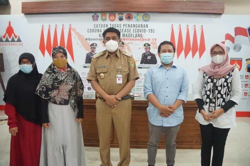 Komunitas Jumputan siap membantu pemasaran produk UMKM Kabupaten Magelang