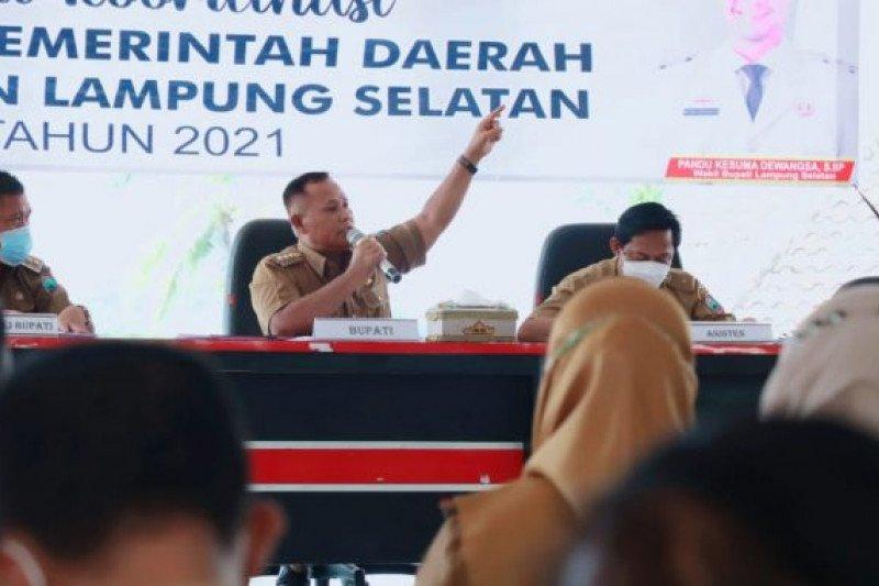 Pemkab Lampung Selatan keluarkan Perbup Penanganan Benturan Kepentingan