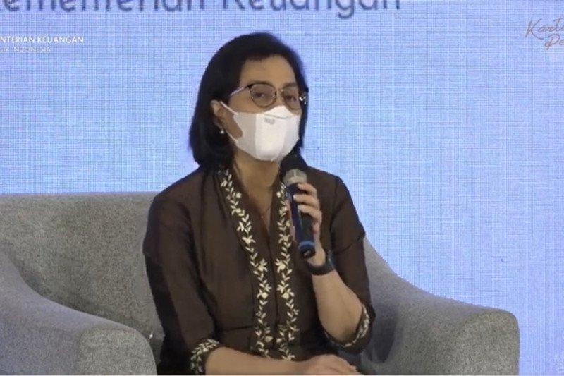 Sri Mulyani dorong perempuan jadi game changer memajukan Indonesia