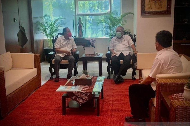 Bupati Minahasa minta KemenPUPR bantu penanganan Danau Tondano